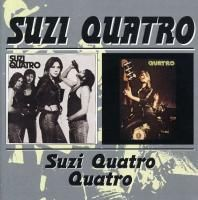 Suzi Quatro - Suzi Quatro / Quatro (2003) - 2 CD Box Set