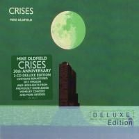 Mike Oldfield - Crises (1983) - 2 CD Deluxe Edition