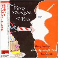 Rob Agerbeek Trio - The Very Thought Of You (2005) - Paper Mini Vinyl