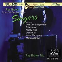 Ray Brown Trio - Some Of My Best Friends Are... Singers (1998) - Ultra HD 32-Bit CD