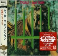 Tygers Of Pan Tang - The Cage (1982) - SHM-CD