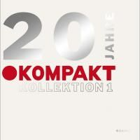 V/A 20 Jahre Kompakt: Kollektion 1 (2013) - 2 CD Box Set