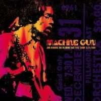 Jimi Hendrix - Machine Gun: The Fillmore East 1st Show 31-12-69 (2016) - Hybrid SACD