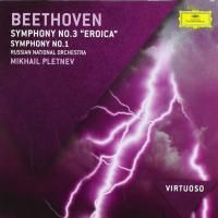 "Virtuoso - Beethoven: Symphonies Nos. 1 & 3 ""Eroica"" (2012)"
