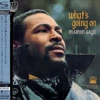 Marvin Gaye - What's Going On (1971) - SHM-CD Paper Mini Vinyl