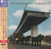 The Doobie Brothers - The Captain And Me (1973) - MQA-UHQCD