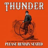 Thunder - Please Remain Seated (2019) - 2 CD Deluxe Edition