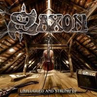Saxon - Unplugged And Strung Up (2013) - 2 CD Limited Edition
