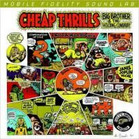 Big Brother & The Holding Company - Cheap Thrills (1968) - Numbered Limited Edition Hybrid SACD