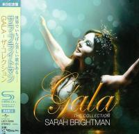 Sarah Brightman - Gala: The Collection (2016) - SHM-CD