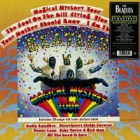 The Beatles - Magical Mystery Tour (1967) (180 Gram Audiophile Vinyl)