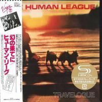 The Human League - Travelogue (1980) - SHM-CD Paper Mini Vinyl