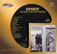 Spirit - The Family That Plays Together (1968) - Hybrid SACD