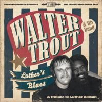 Walter Trout - Luther's Blues (A Tribute To Luther Allison) (2013) (180 Gram Audiophile Vinyl) 2 LP