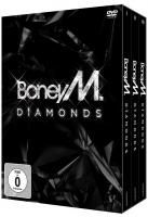 Boney M. - Diamonds: 40th Anniversary Edition (2015) - 3 DVD Box-Set