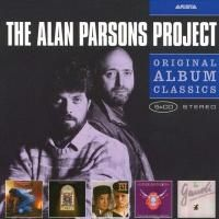 The Alan Parsons Project - Original Album Classics (2010) - 5 CD Box Set