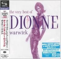 Dionne Warwick - The Best Of Dionne Warwick (2000) - SHM-CD