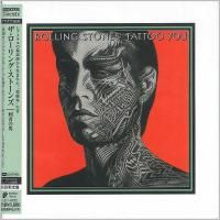 The Rolling Stones - Tattoo You (1981) - Platinum SHM-CD