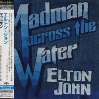 Elton John - Madman Across The Water (1971) - Paper Mini Vinyl