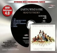 Earth, Wind & Fire - Head To The Sky (1973) - Hybrid Multi-Channel SACD