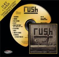 Rush - Roll The Bones (1991) - 24 KT Gold Numbered Limited Edition