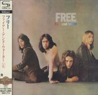 Free - Fire And Water (1970) - SHM-CD