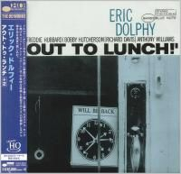 Eric Dolphy - Out To Lunch (1964) - Ultimate High Quality CD