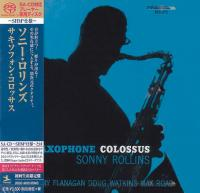 Sonny Rollins - Saxophone Colossus (1956) - SHM-SACD