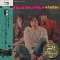 Traffic - Heaven Is In Your Mind (1969) - SHM-CD Paper Mini Vinyl