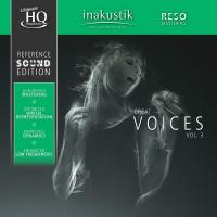 V/A Great Voices Vol. 3 (2018) - HQCD