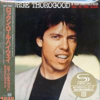 George Thorogood & The Destroyers - Bad To The Bone (1982) - SHM-CD Paper Mini Vinyl