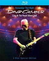 David Gilmour - Remember That Night - Live At The Royal Albert Hall (2007) (2 Blu-ray)