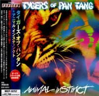 Tygers Of Pan Tang - Animal Instinct (2008)