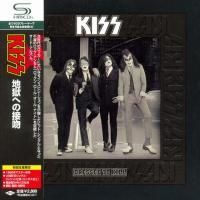 Kiss - Dressed To Kill (1975) - SHM-CD Paper Mini Vinyl