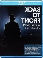 Peter Gabriel - Back To Front: Live In London (2014) (Blu-ray)