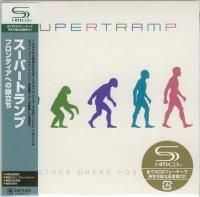Supertramp - Brother Where You Bound (1985) - SHM-CD Paper Mini Vinyl