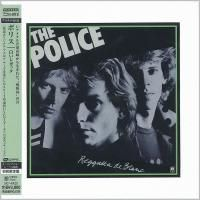 The Police - Reggatta De Blanc (1979) - Platinum SHM-CD
