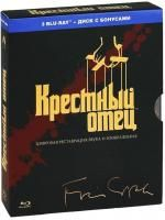 Крестный отец - Трилогия (2013) - 4 Blu-ray Box Set