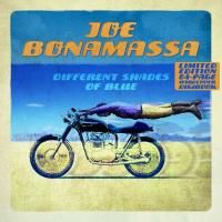 Joe Bonamassa - Different Shades Of Blue (2014) - Limited Deluxe Edition