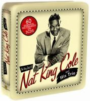 Nat King Cole - The Very Best Of Nat King Cole And His Trio (2010) - 3 CD Tin Box Set Collector's Edition