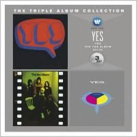 Yes - The Triple Album Collection (2012) - 3 СD Box Set