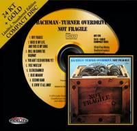 Bachman-Turner Overdrive - Not Fragile (1974) - 24 KT Gold Numbered Limited Edition
