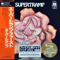 Supertramp - Supertramp (1970) - SHM-CD Paper Mini Vinyl