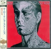 The Rolling Stones - Tattoo You (1981) - SHM-CD