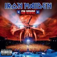 Iron Maiden - En Vivo! (2012) - 2 CD Box Set