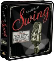 V/A Essential Swing (2012) - 3 CD Tin Box Set Collector's Edition