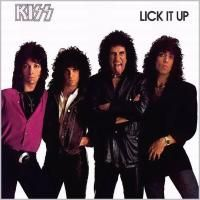 Kiss - Lick It Up (1983) (180 Gram Audiophile Vinyl)