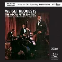 The Oscar Peterson Trio - We Get Requests (1965) - K2HD Mastering CD