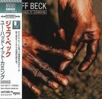 Jeff Beck - You Had It Coming (2001) - Blu-spec CD2