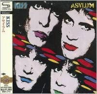 Kiss - Asylum (1985) - SHM-CD